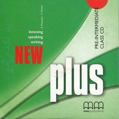 New Plus Pre-Intermediate Class CDs