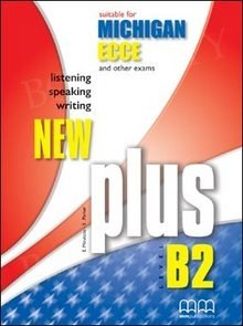 New Plus B2 Michigan ECCE podręcznik