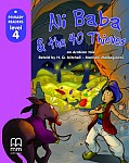 Ali Baba Book with Audio CD/CD-ROM
