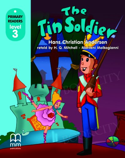Tin Soldier Book with Audio CD/CD-ROM
