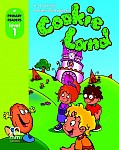 Cookieland Book with Audio CD/CD-ROM