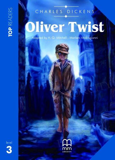 Oliver Twist książka nauczyciela