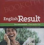 English Result Pre-intermediate Class CDs (2)