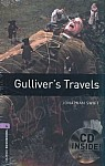 Gulliver's Travels Book and CD