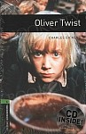 Oliver Twist Book and CD