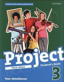 Project 3 (third edition) Nowa podstawa podręcznik