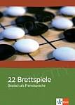 22 Brettspiele DaF