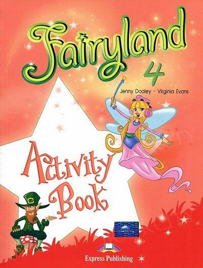 Fairyland 4 ćwiczenia