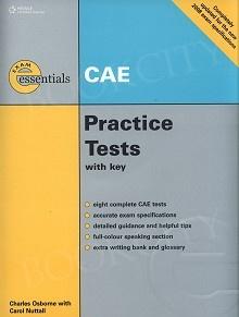 CAE Practice Tests - Thomson Exam Essentials