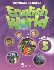 English World 5 podręcznik