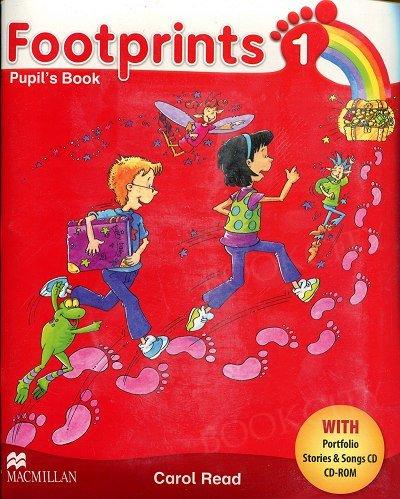 Footprints 1 podręcznik