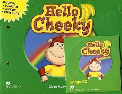Hello Cheeky podręcznik