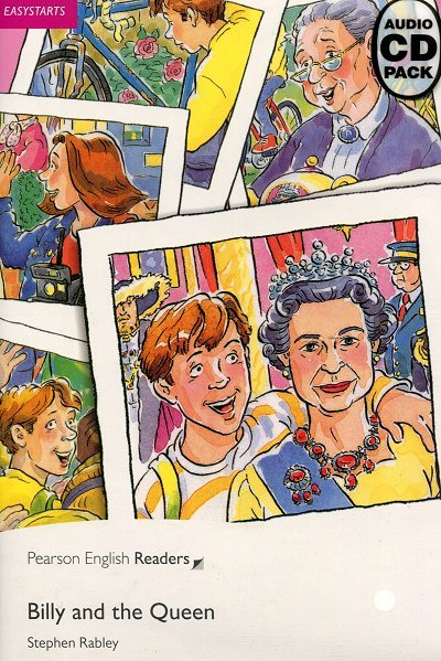 Billy and the Queen Book and CD