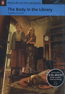 Body in Library Book plus CD-ROM
