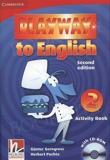 Playway to English 2 ed Level 2 ćwiczenia