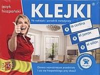 Klejki - język hiszpański