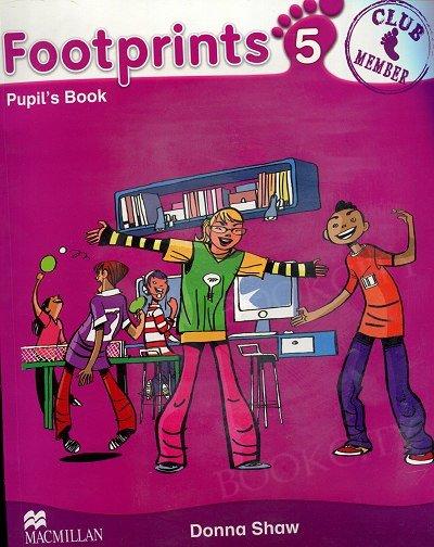 Footprints 5 podręcznik