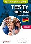 Niemiecki. Egzamin gimnazjalny - Testy Książka + Audio CD