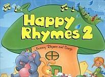 Happy Rhymes 2 Big Story Book