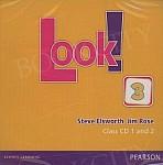 Look! 3 Class Audio CD