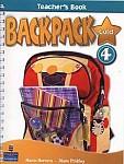 Backpack Gold 4 książka nauczyciela