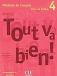 Tout va bien! 4 podręcznik
