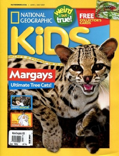 National Geographic Kids - June/July 2020