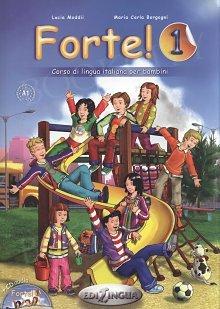 Forte! 1 Podręcznik + ćwiczenia + CD audio