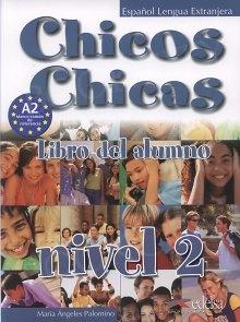 Chicos Chicas 2 Podręcznik