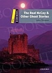The Real McCoy & Other Ghost Stories Book with MultiRom