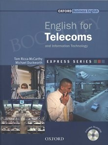 English for Telecoms and Information Technology Student's Book with MultiRom
