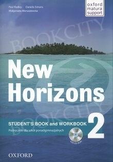 New Horizons 2 Student's Book + Workbook