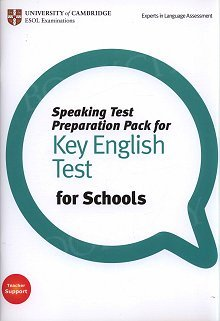 Speaking Test Preparation Pack for Key English Test (KET) Book with DVD