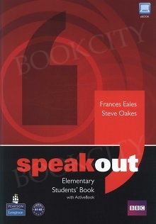 Speakout Elementary A2 Student's Book plus DVD / Active Book (bez kodu)