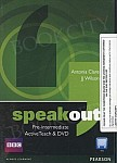 Speakout Pre-Intermediate B1 Active Teach