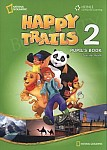 Happy Trails 2 Book For Students with CD-AUDIO