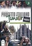 Progetto italiano junior 3 DVD