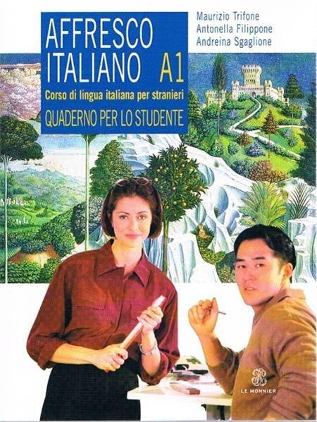 Affresco italiano A1 zeszyt ćwiczeń