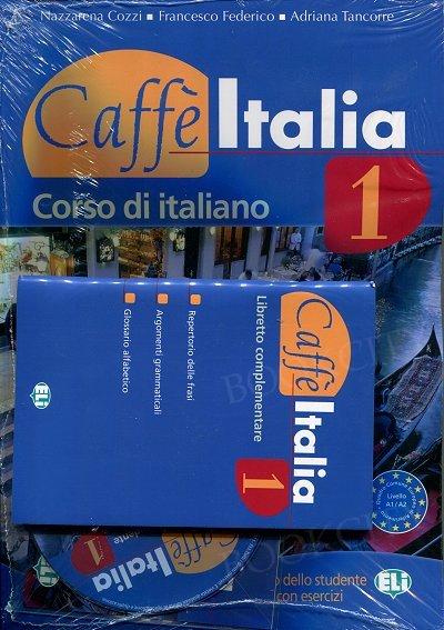 Caffe Italia 3 Podręcznik