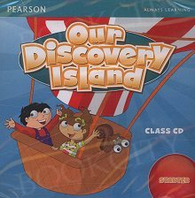 Our Discovery Island starter Class CD