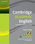 Cambridge Academic English Intermediate książka nauczyciela