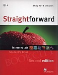 Straightforward 2nd ed. Intermediate Student's Book (bez kodu)