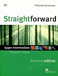 Straightforward 2nd ed. Upper-Intermediate Student's Book (bez kodu)