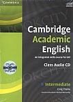 Cambridge Academic English Intermediate Class Audio CD and DVD Pack