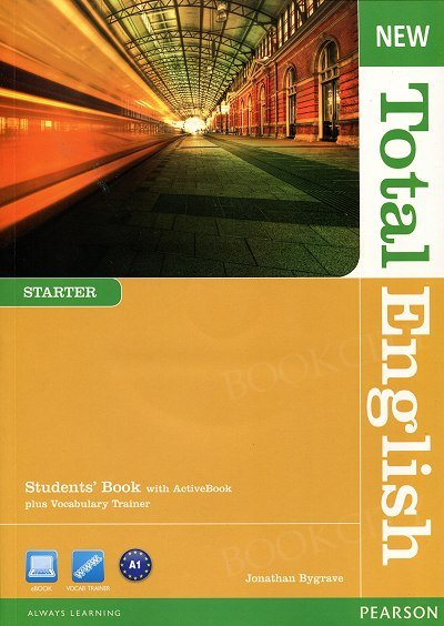 New Total English Starter Student's Book with ActiveBook Multi-ROM (bez kodu)