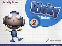 Ricky the Robot - materiały dodatkowe Poster and Sticker Pack