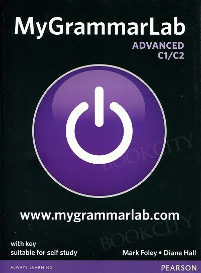My Grammar Lab Advanced