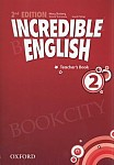 Incredible English 2 (2nd edition) książka nauczyciela