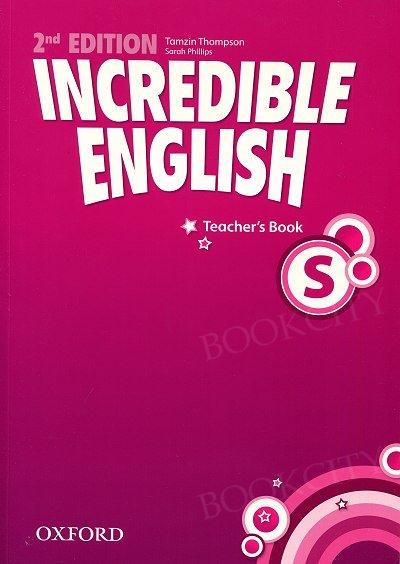 Incredible English Starter (2nd edition) Teacher's Book