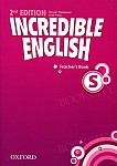 Incredible English Starter (2nd edition) książka nauczyciela